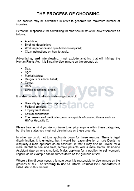 How To Employ Staff – Film Director Job Description