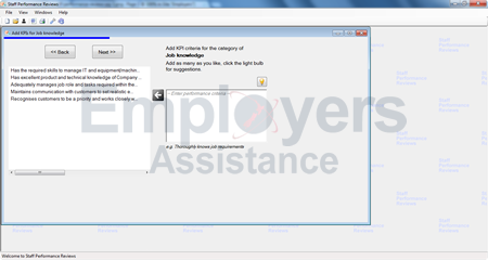 Staff Performance Review Templates Employers Assistance NZ – Staff Review Templates